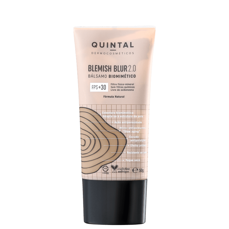 Quintal Blemish Blur Bálsamo Biomimético 5 T - BB Cream 50g