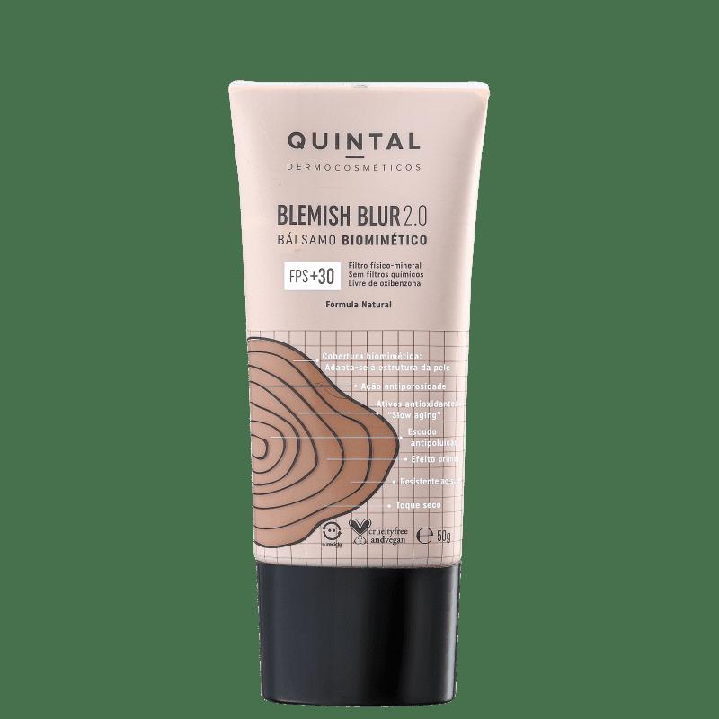 Quintal Blemish Blur Bálsamo Biomimético 6 A - BB Cream 50g