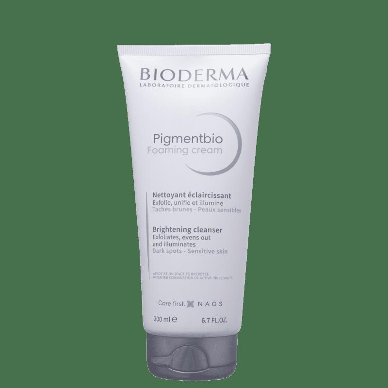 Bioderma Pigmentbio Foaming - Creme Clareador de Manchas 200ml