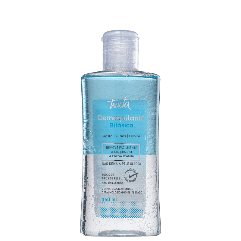 Tracta Treatment - Demaquilante Bifásico 150ml