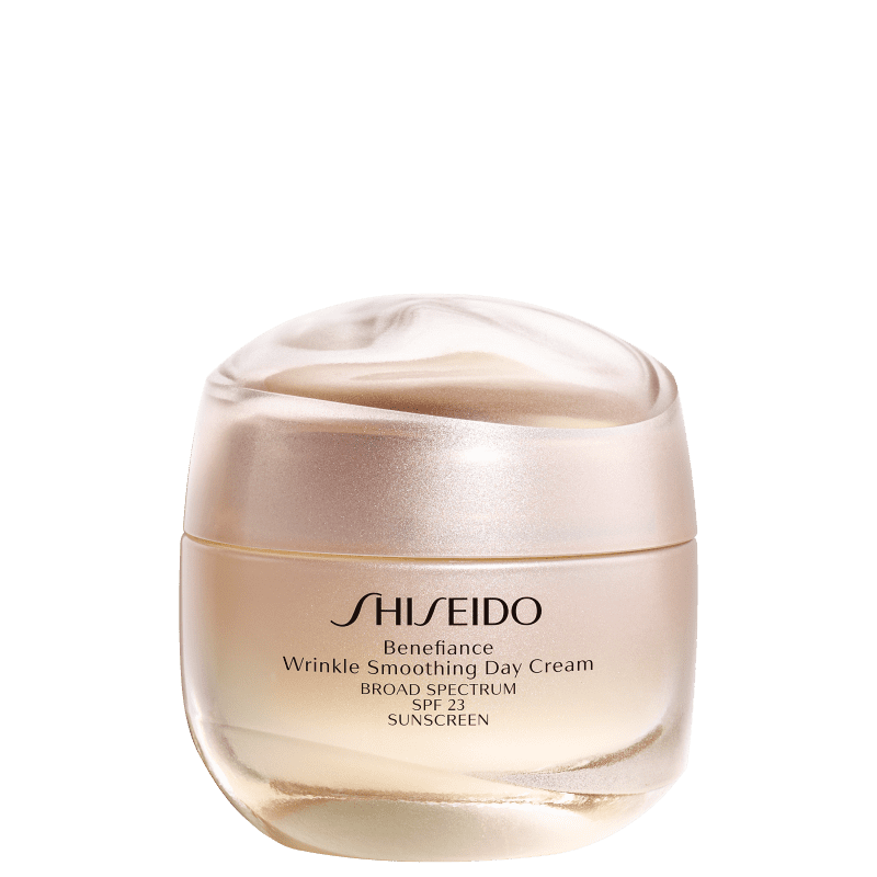 Shiseido Benefiance Wrinkle Smoothing Day FPS23 - Creme Anti-Idade 50ml