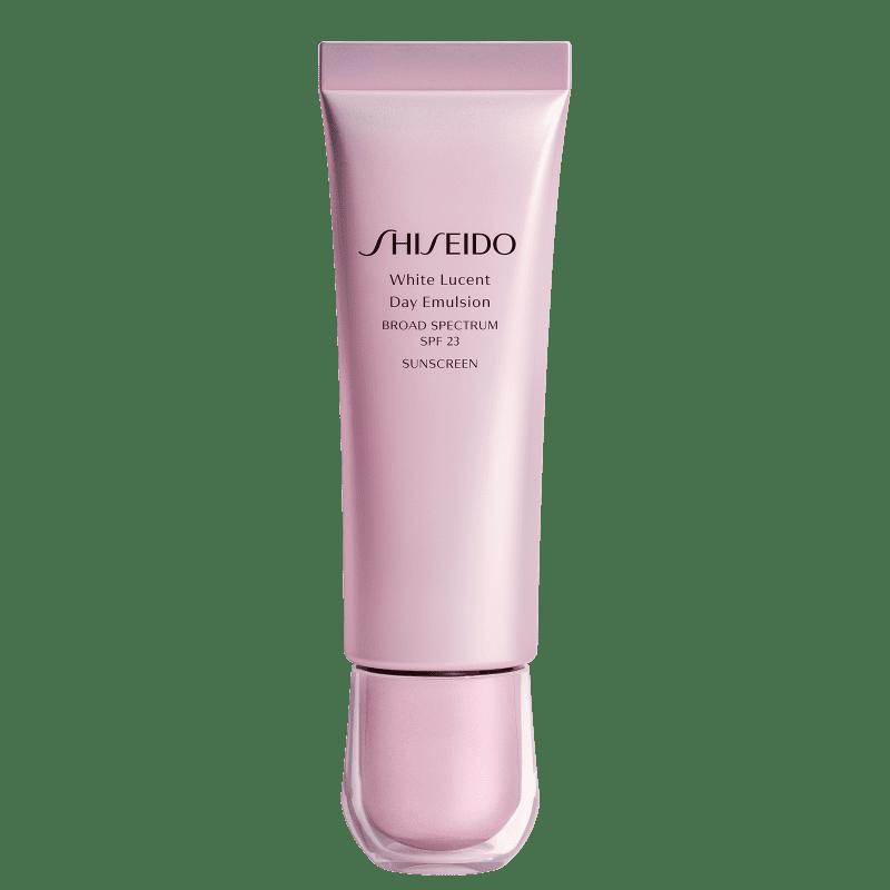 Shiseido White Lucent Day FPS23 - Emulsão Clareadora de Manchas 50ml