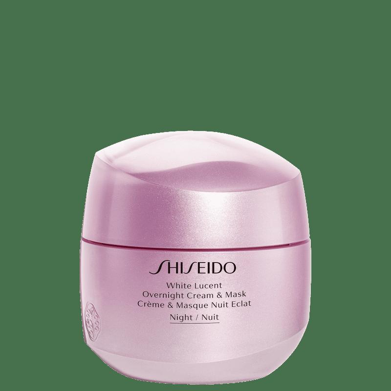 Shiseido White Lucent Overnight - Creme Hidratante Noturno 75ml