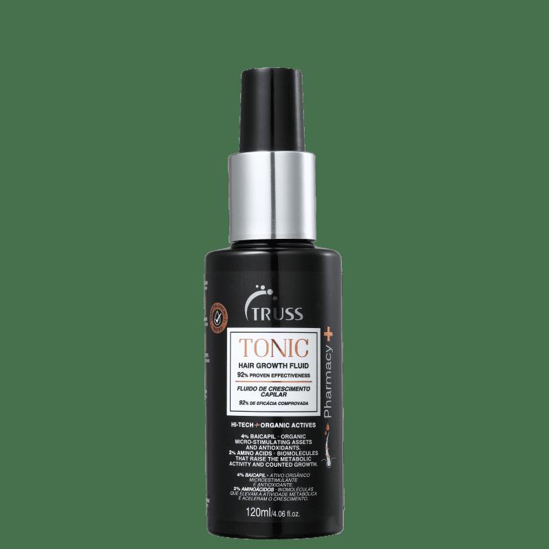 Truss Hair Growth Fluid Pharmacy+ - Tônico Capilar 120ml