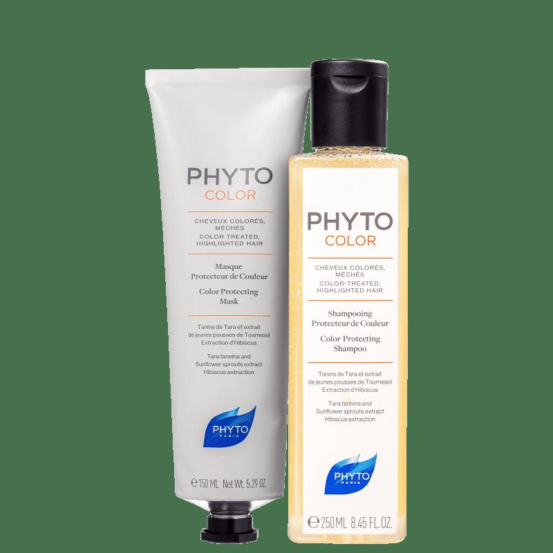 Kit PHYTO Phytocolor Duo (2 Produtos)