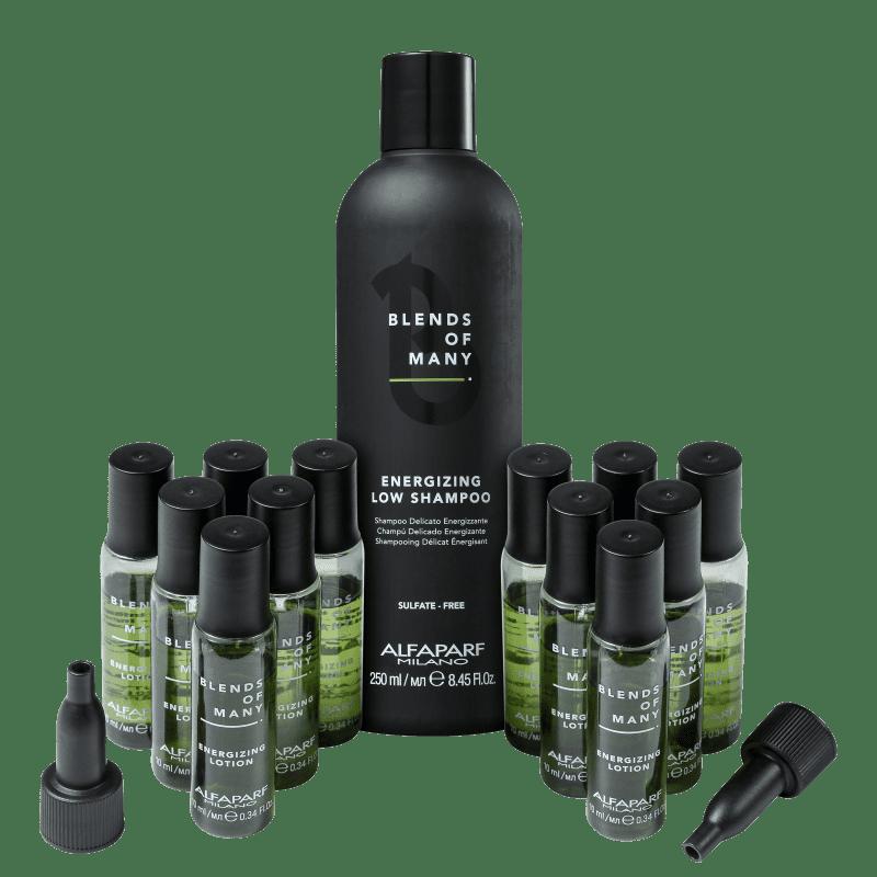 Kit Alfaparf Blends Of Many Energizing Duo (2 Produtos)