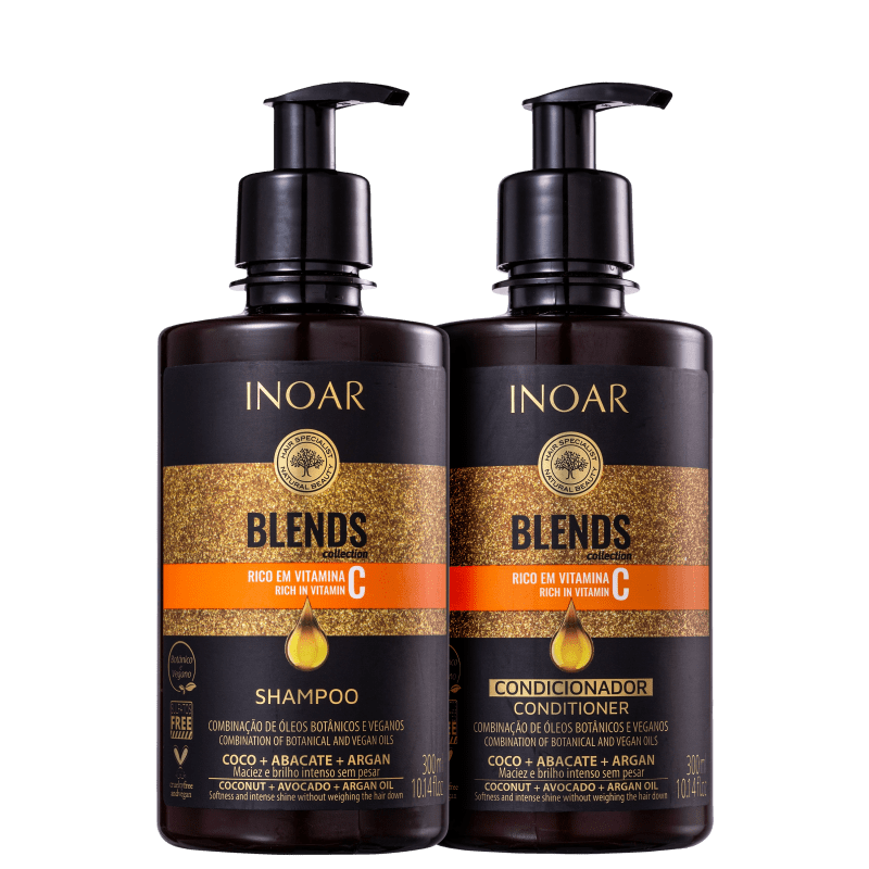 Kit Inoar Blends Duo (2 Produtos)