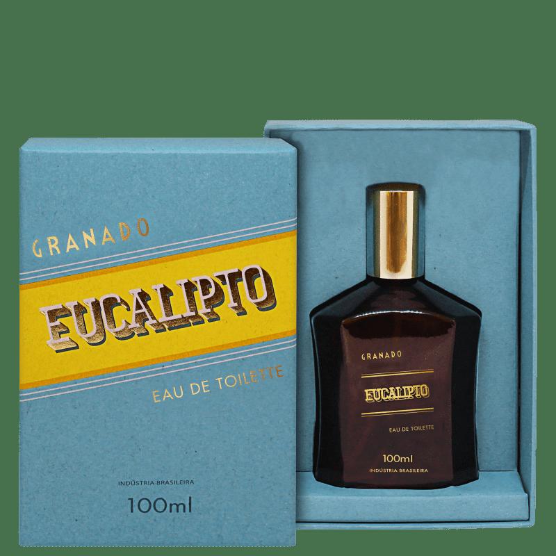Eucalipto Granado Eau de Toilette - Perfume Unissex 100ml