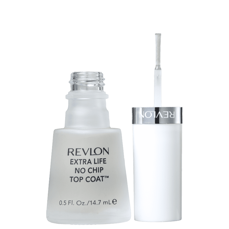 Revlon Extra Life No Chip Top Coat - Óleo Secante para Esmalte 14,7 ml