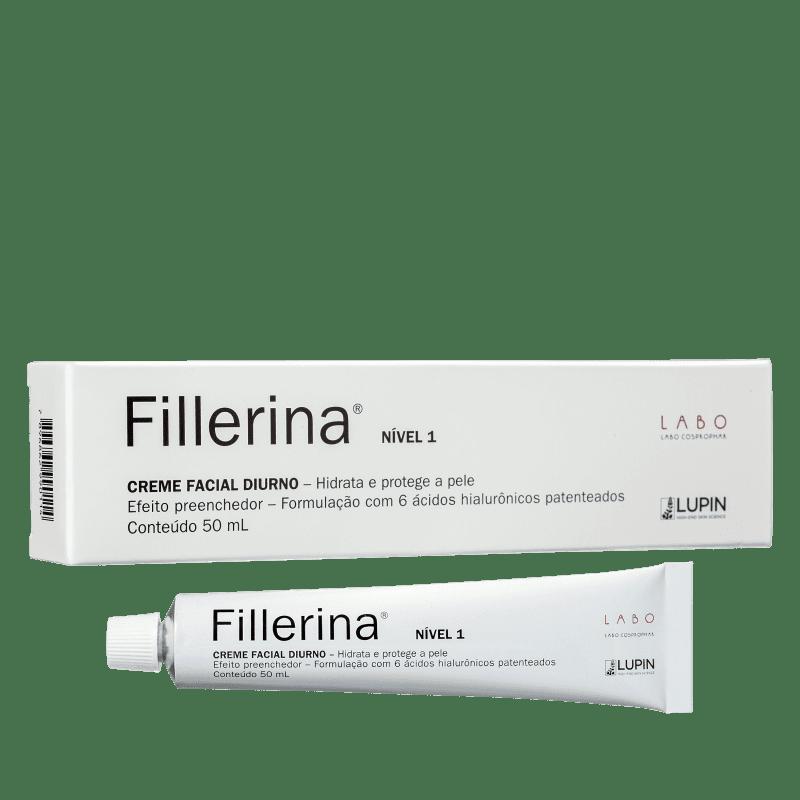 Fillerina Nível 1 Contorno dos Olhos e Lábios - Creme Anti-Idade 15ml