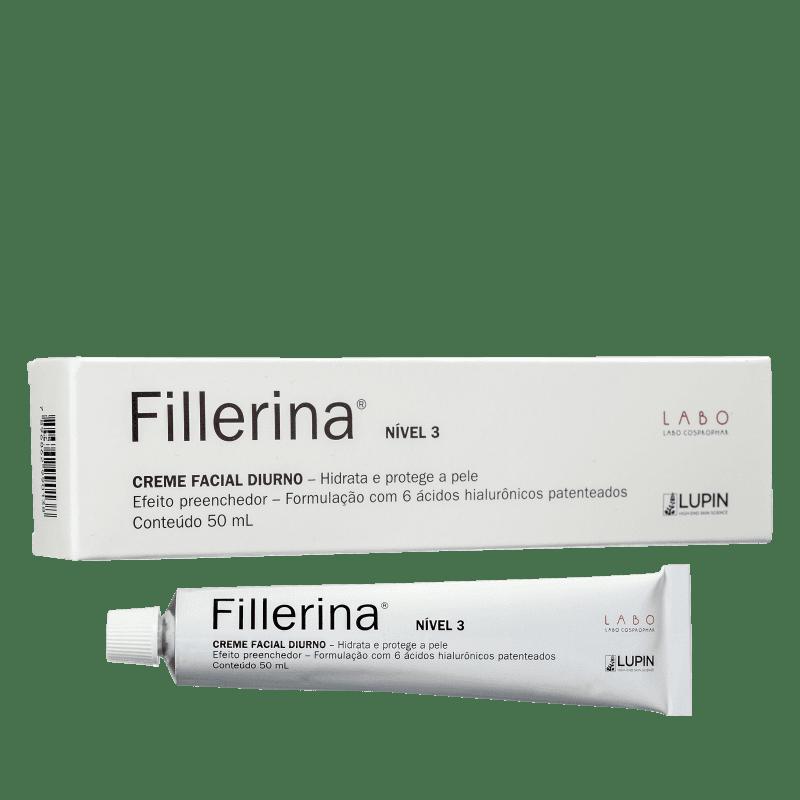 Fillerina Nível 3 Diurno - Creme Anti-Idade 50ml