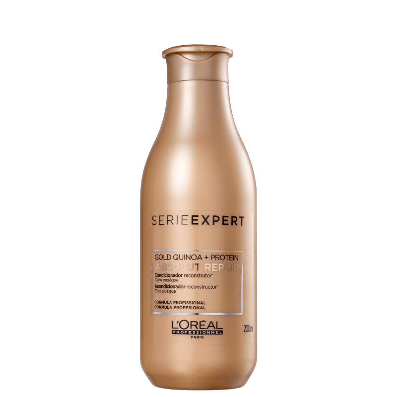 L'Oréal Professionnel Serie Expert Absolut Repair Gold Quinoa + Protein - Condicionador 200ml