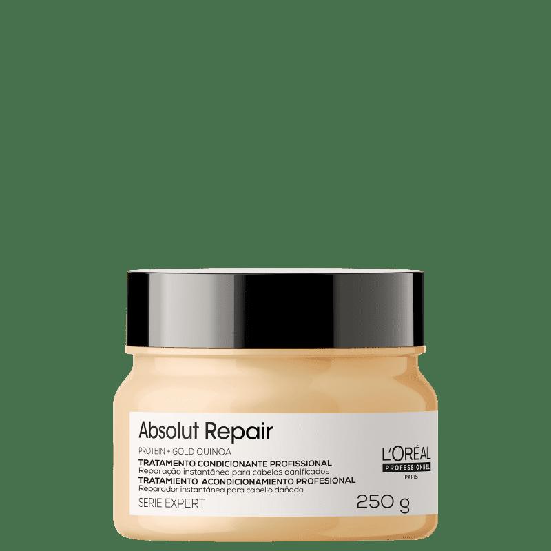 L'Oréal Professionnel Serie Expert Absolut Repair Gold Quinoa + Protein - Máscara Capilar 250ml