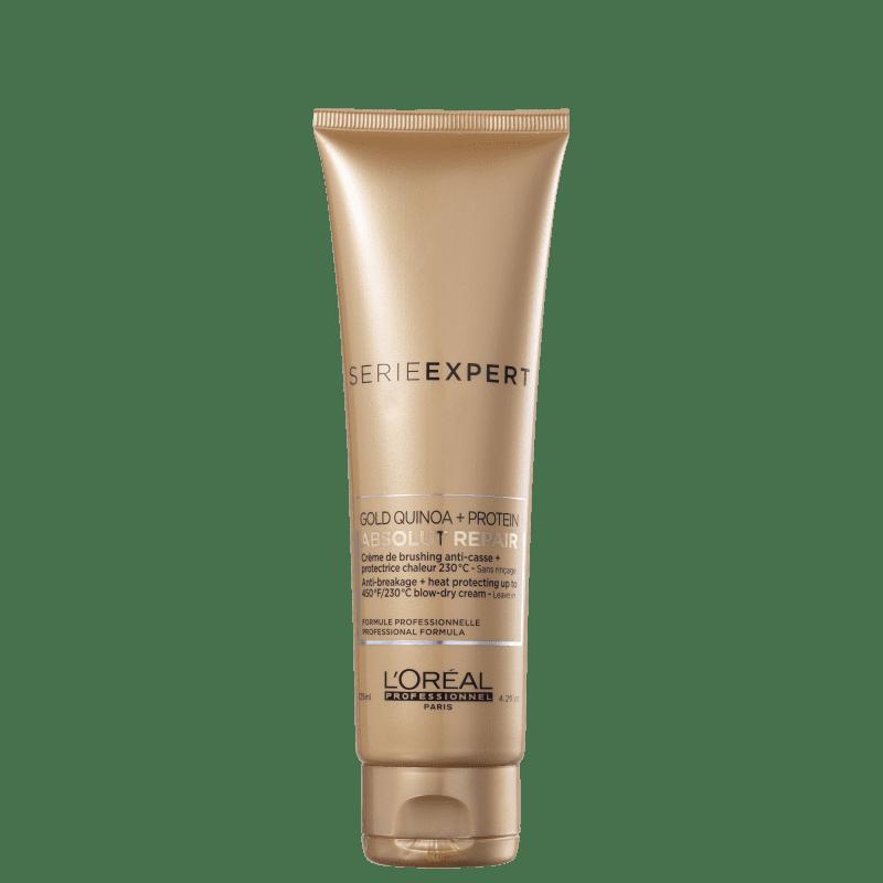 L'Oréal Professionnel Serie Expert Absolut Repair Gold Quinoa + Protein - Protetor Térmico 125ml