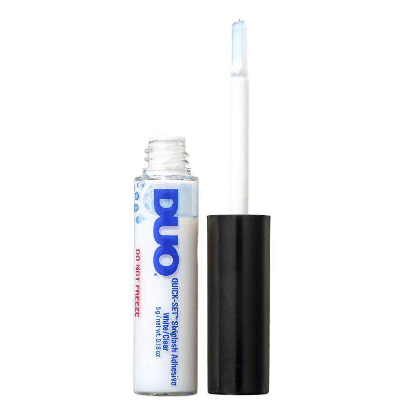 DUO Quick-Set Strip Lash Adhesive Clear - Cola para Cílios 5g