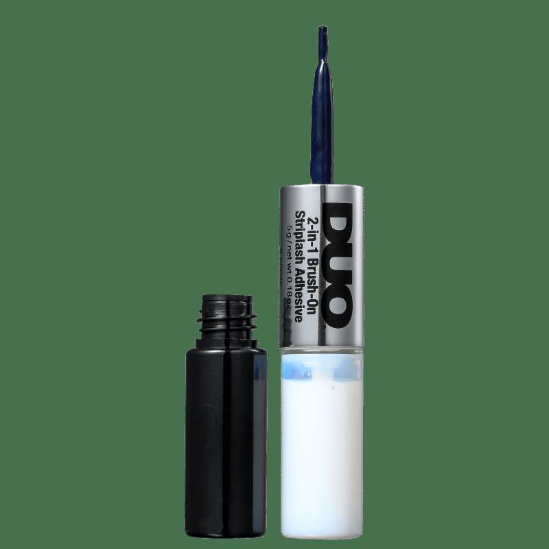 Duo 2 In 1 Brush On Striplash Adhesive - Cola para Cílios 5g