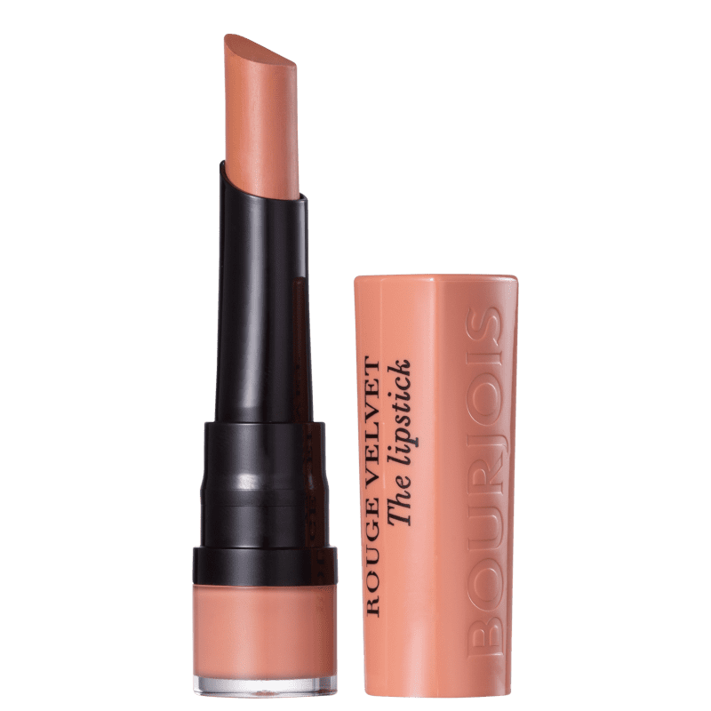 Bourjois Rouge Velvet 01 Hey Nude! - Batom Matte 7,7ml