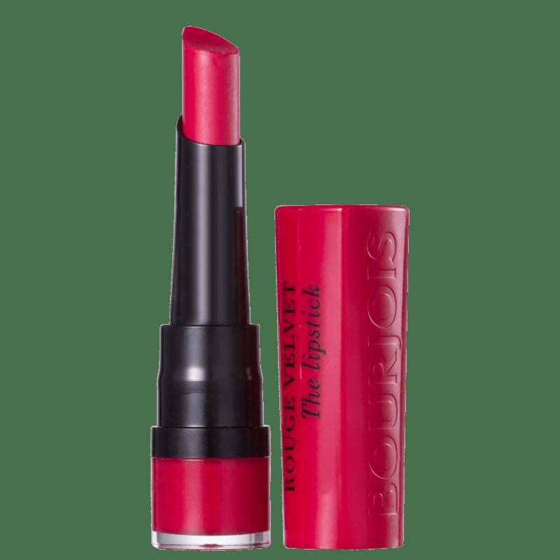 Bourjois Rouge Velvet 09 Fuchsia Botté - Batom Matte 7,7ml