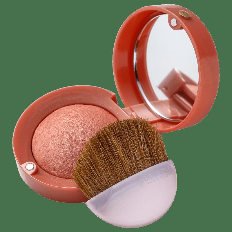 Bourjois Little Round Pot 32 Ambre D'Or - Blush Cintilante 2,5ml