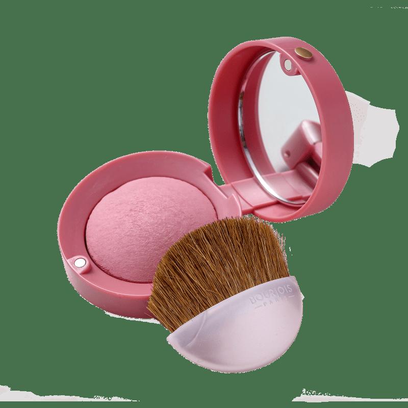 Bourjois Little Round Pot 48 Cendre de Rose Brune - Blush Cintilante 2,5ml