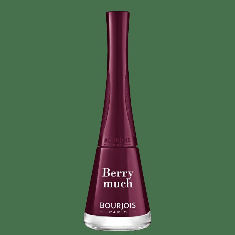 Bourjois 1 Seconde 07 Berry Much - Esmalte 9ml