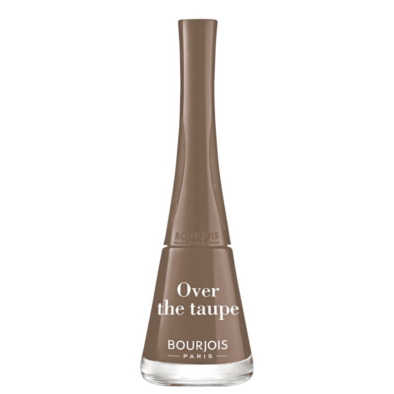 Bourjois 1 Seconde 03 Over The Taupe - Esmalte 9ml