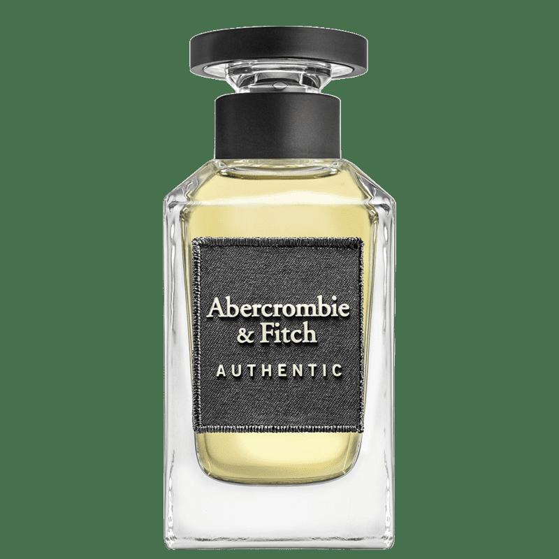 Authentic Man Abercrombie & Fitch Eau de Toilette - Perfume Masculino 100ml
