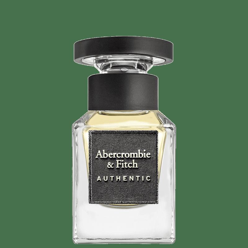 Authentic Man Abercrombie & Fitch Eau de Toilette - Perfume Masculino 30ml