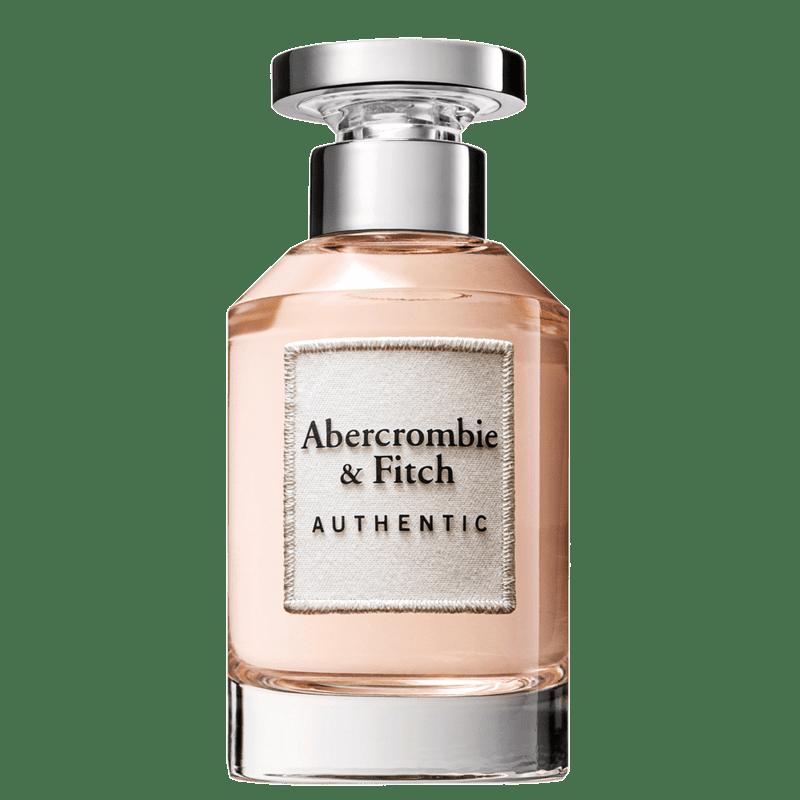 Authentic Woman Abercrombie & Fitch Eau de Parfum - Perfume Feminino 100ml