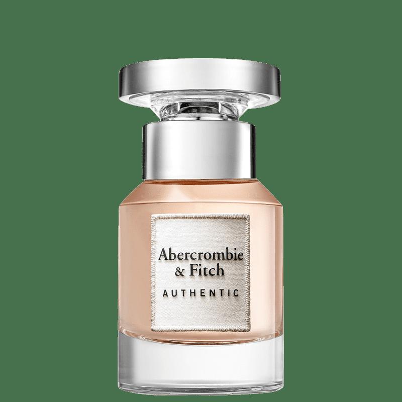 Authentic Woman Abercrombie & Fitch Eau de Parfum - Perfume Feminino 30ml