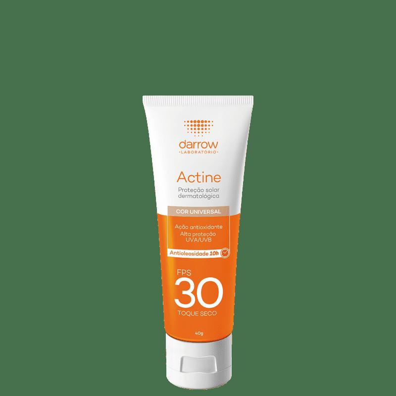 Darrow Actine FPS30 - Protetor Solar com Cor 40g