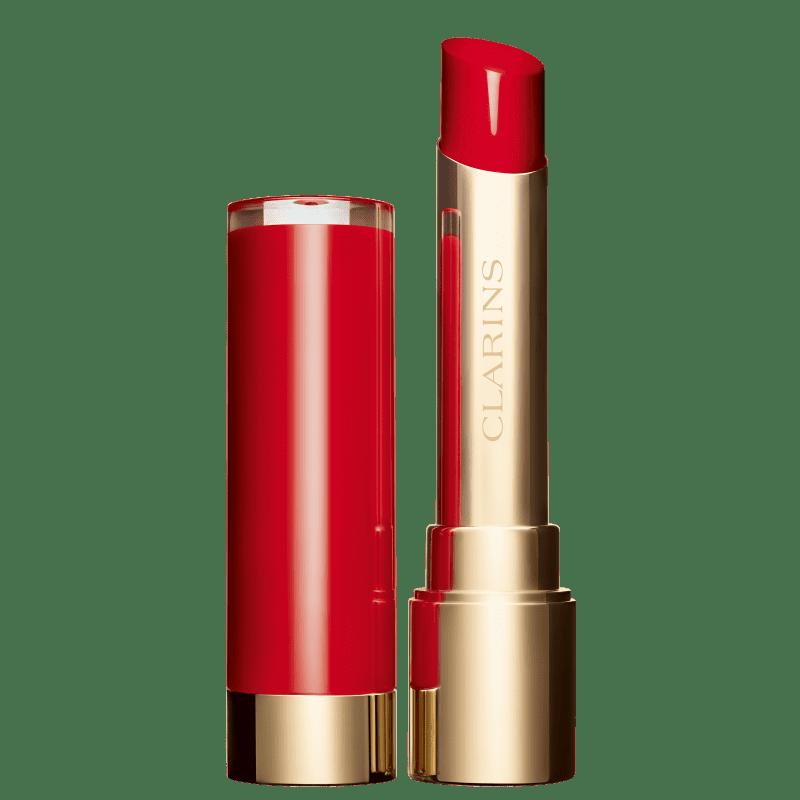 Clarins Joli Rouge Lacquer Joli Rouge - Batom Espelhado 3,5g