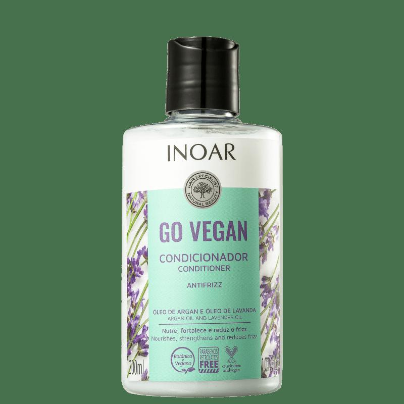 Inoar Go Vegan Antifrizz - Condicionador 300ml