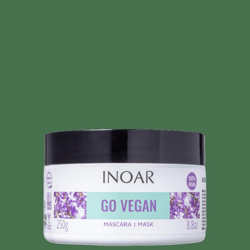 Inoar Go Vegan Antifrizz - Máscara Capilar 250g