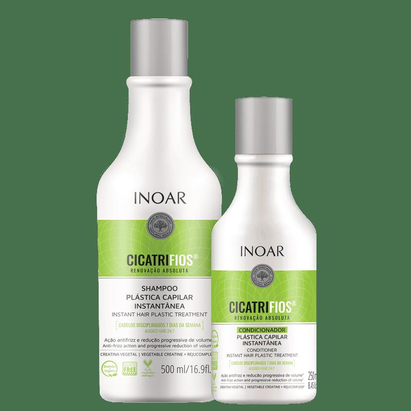 Kit Inoar Cicatrifios Home Care Duo (2 Produtos)