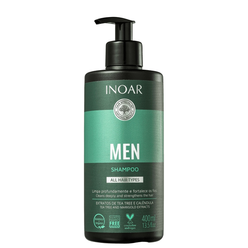 Inoar Men - Shampoo 400ml
