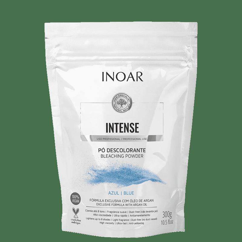 Inoar Intense Azul – Pó Descolorante 300g