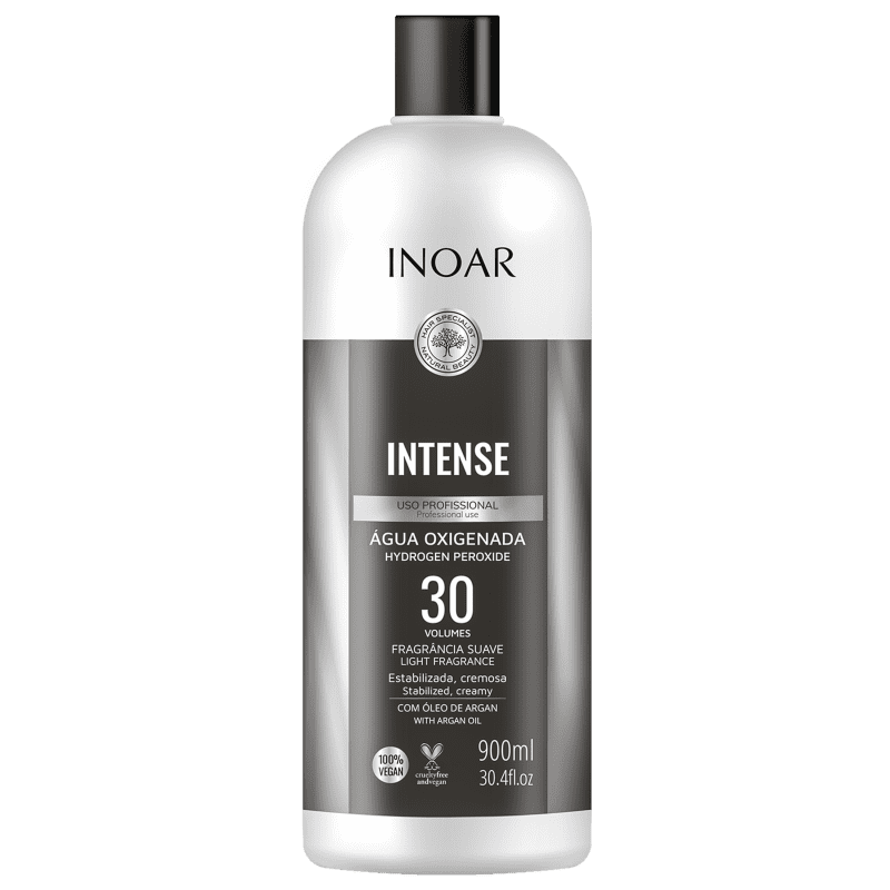 Inoar Intense - Água Oxigenada 30 Volumes 900ml