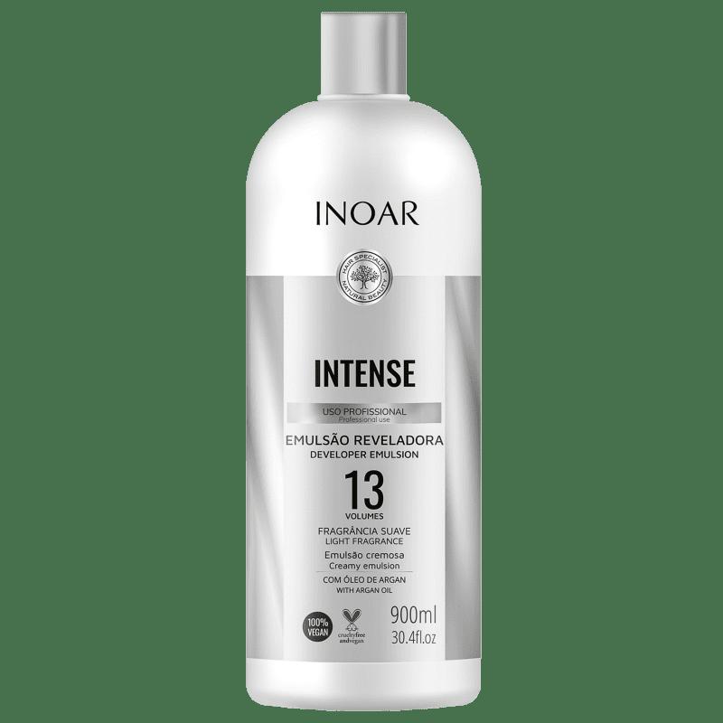 Inoar Intense 13 Volumes - Emulsão Reveladora 900ml