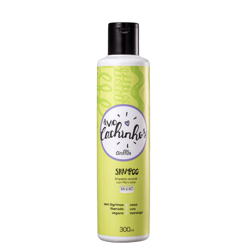Griffus Amo Cachinhos - Shampoo 300ml