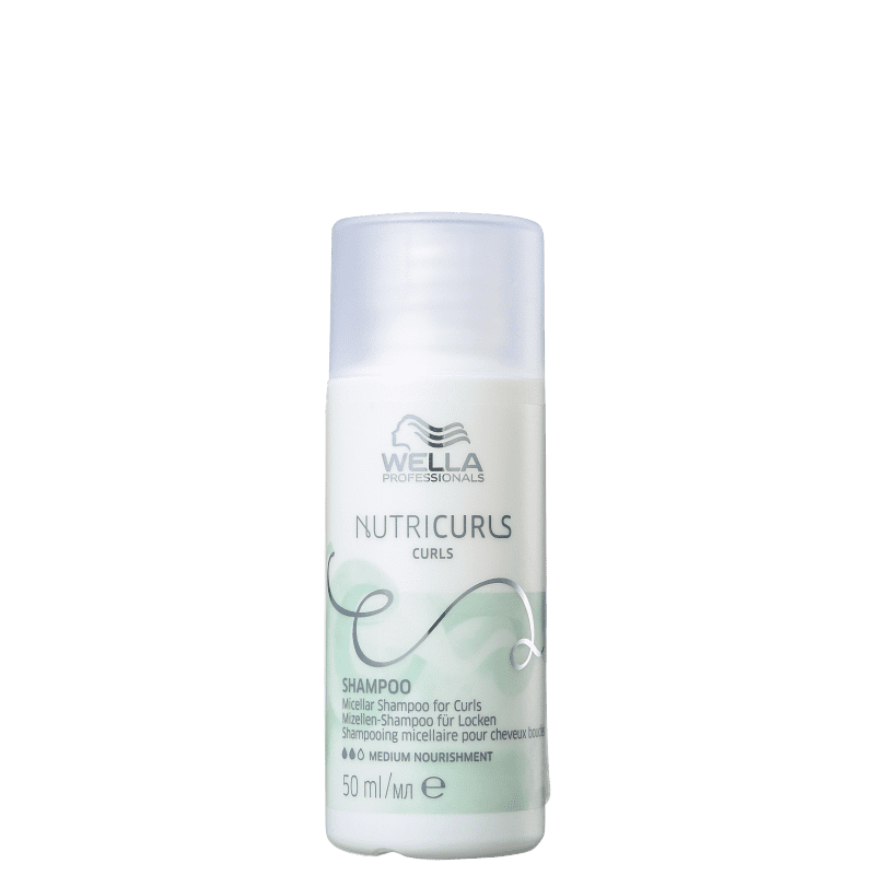 Wella Professionals Nutricurls - Shampoo 50ml