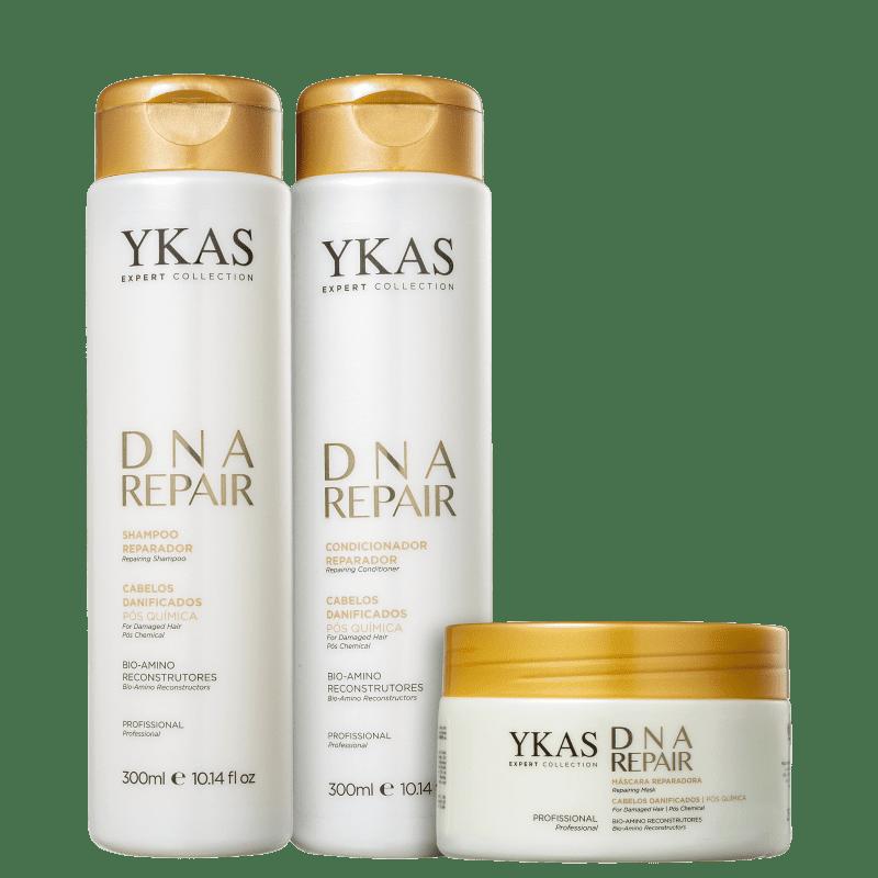 Kit YKAS DNA Repair Trio (3 Produtos)