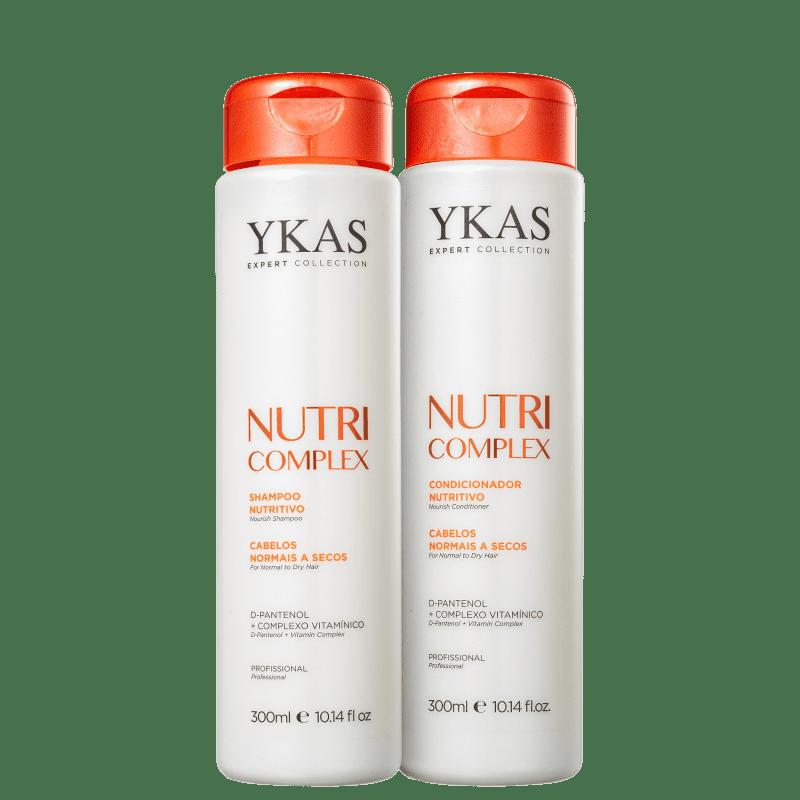 Kit YKAS Nutri Complex Duo (2 Produtos)
