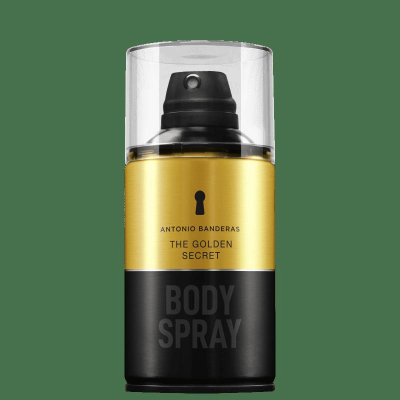Antonio Banderas The Golden Secret - Body Spray 250ml