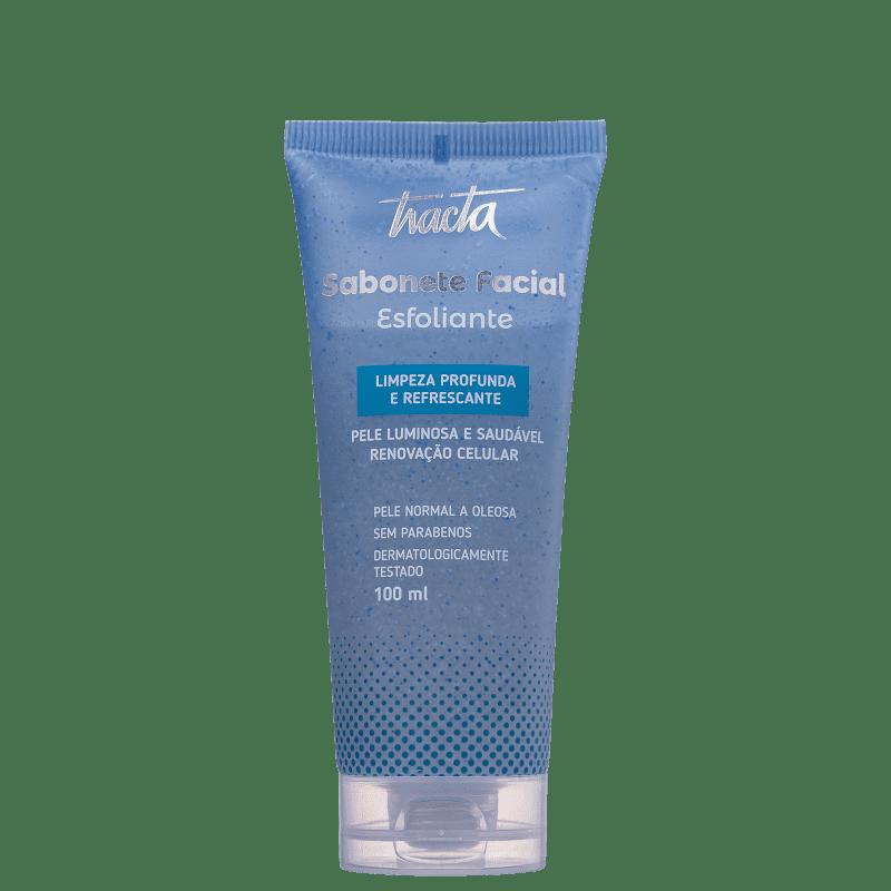 Tracta Limpeza Profunda e Refrescante - Esfoliante Facial 100ml