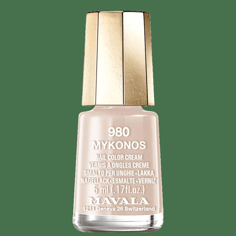Mavala Mini Colors 980 Mykonos - Esmalte Cremoso 5ml
