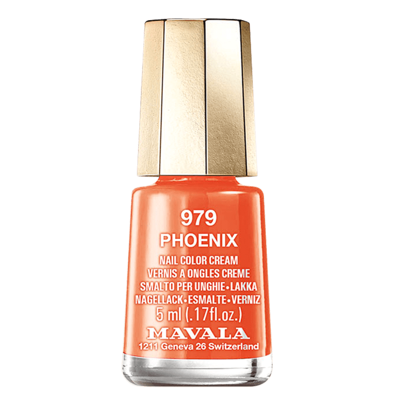 Mavala Mini Colors 979 Phoenix - Esmalte Cremoso 5ml
