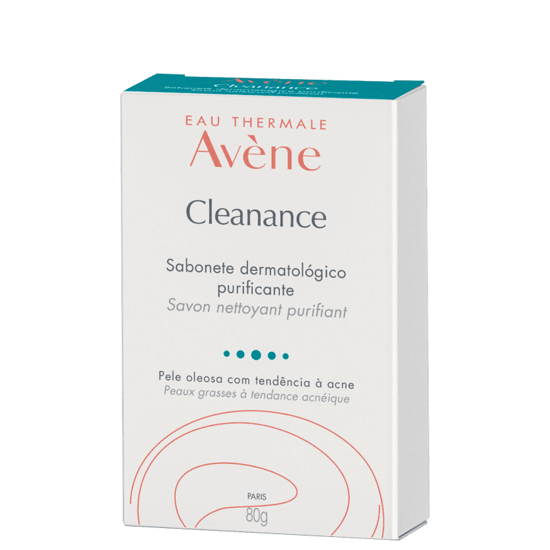 Avène Cleanance Hydra - Sabonete em Barra 80g