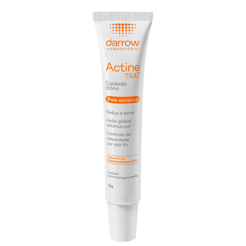 Darrow Actine Trat - Tratamento para Acne 30g