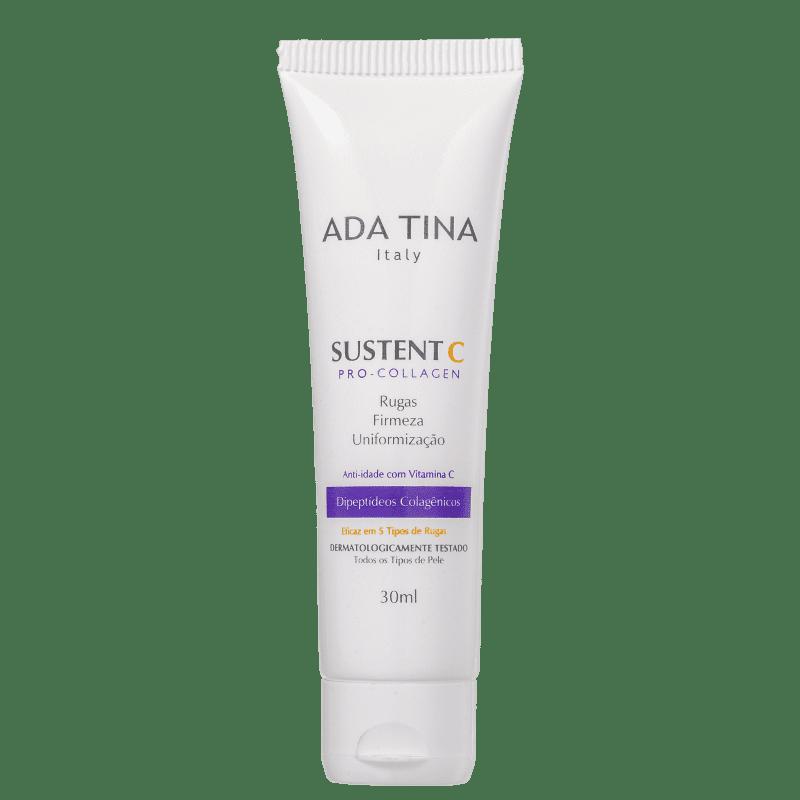 Ada Tina Sustent C Pro Collagen - Anti-Idade 30ml